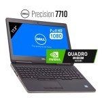 "DELL PRECISION 7710 | INTEL XEON E3-1505M | 17.3"" FULL HD IPS 