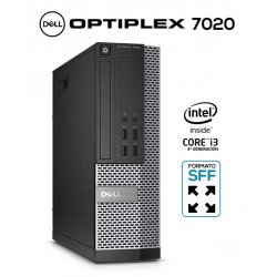 DELL OPTIPLEX 7020 SFF | INTEL CORE i3 4150 | 16GB DDR3 | 480GB SSD | EXLEASING