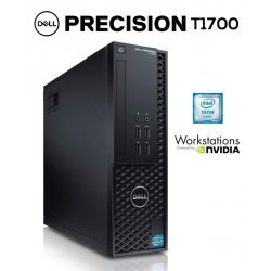 DELL PRECISION T1700 WORKSTATION | INTEL XEON E3-1245 V3 | 8GB DDR3 | 256GB SSD | NVIDIA QUADRO NVS310 | EXLEASING