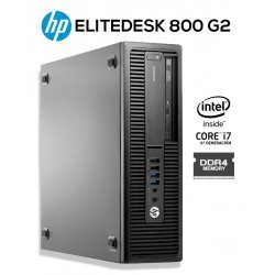 HP ELITEDESK 800 G2 SFF | INTEL CORE i7 6600 | 8GB DDR4 | 500GB HDD | SFF EX-LEASING