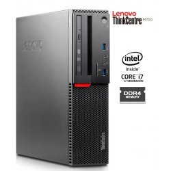 LENOVO THINKCENTRE M700 | INTEL CORE i7 6700 | 8GB DDR4 | 256GB SSD | DVD-RW | EXLEASING