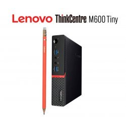 LENOVO THINKCENTRE M600 TINY | INTEL CELERON J3060 | 4GB DDR3 | 128GB SSD | EXLEASING